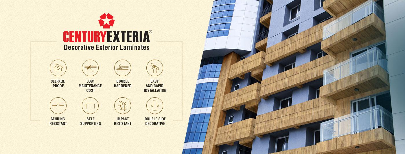CenturyExteria - Exterior Laminates