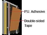 Adhesive Fixation System